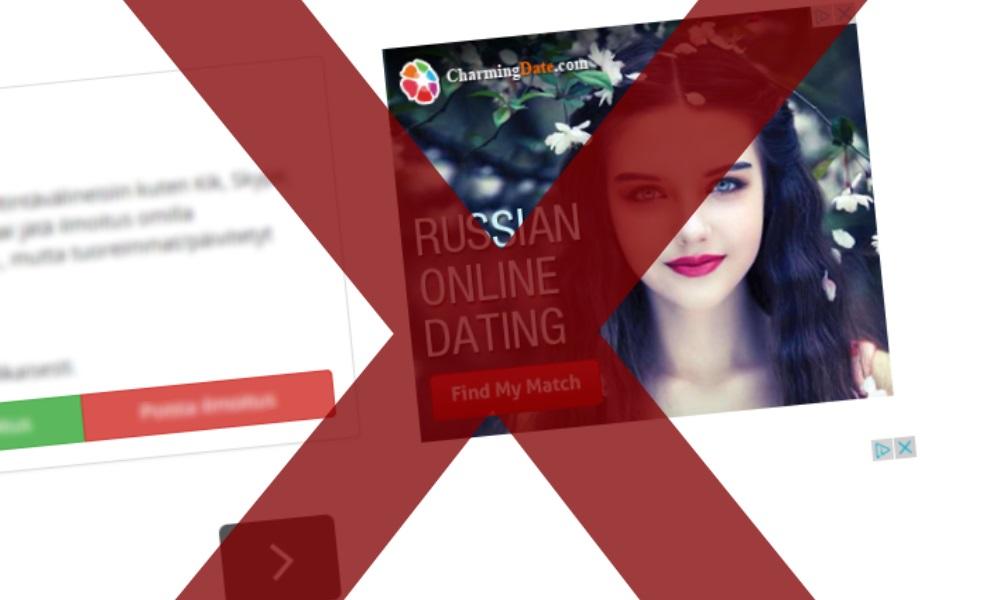 online dating mainokset homo dating Pariisissa