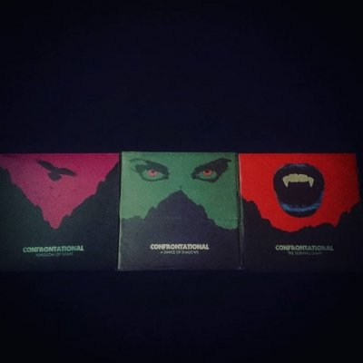 Trilogy is now complete.