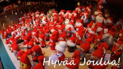 Hyvää Joulua kaikille! :)